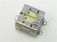 Single turn ChipTrimmer Potentiometer, Model : 4G, Size 4mmSq • SMD Gull Wing • Top Adjust • ¼W @ 70°C • 10kΩ • ±20% • 1 Turn [4G10K]